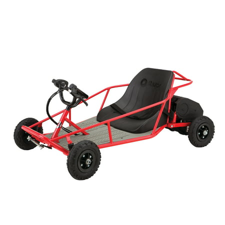 Razor 350-Watt Electric Powered Off-Road Dune Buggy- Red