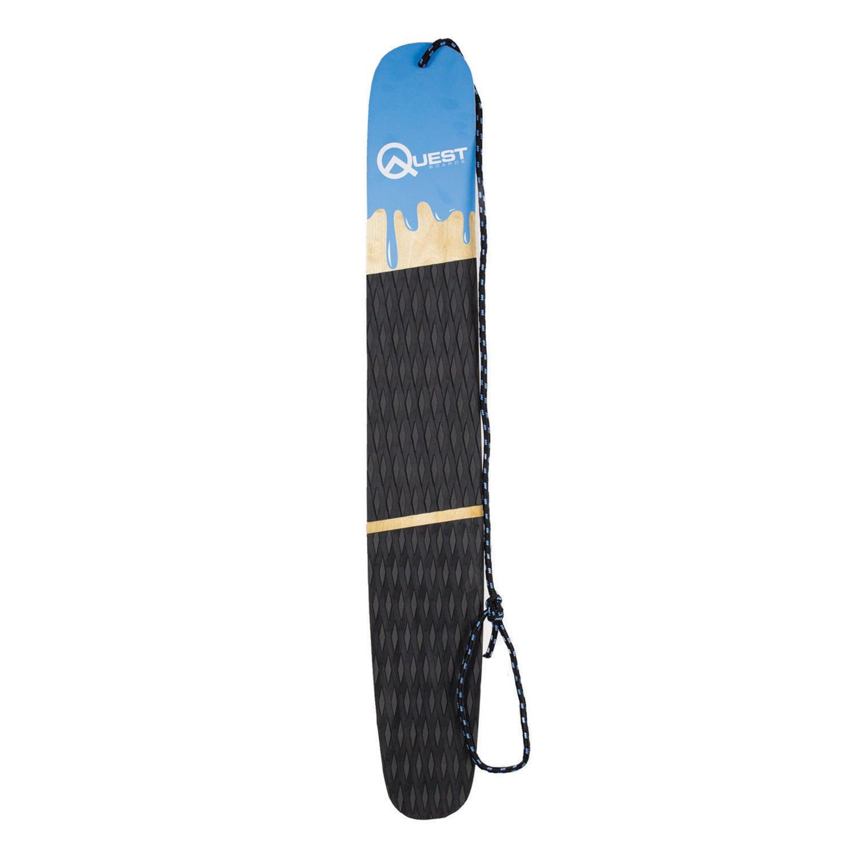 Shenzhen Venture Zebra Ltd. Quest SnoSk8 48-inch Stand-up Snow Skate Snowboard by Overstock