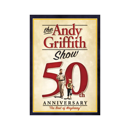The Andy Griffith Show: 50th Anniversary The Best of Mayberry (Best Animated Tv Shows)