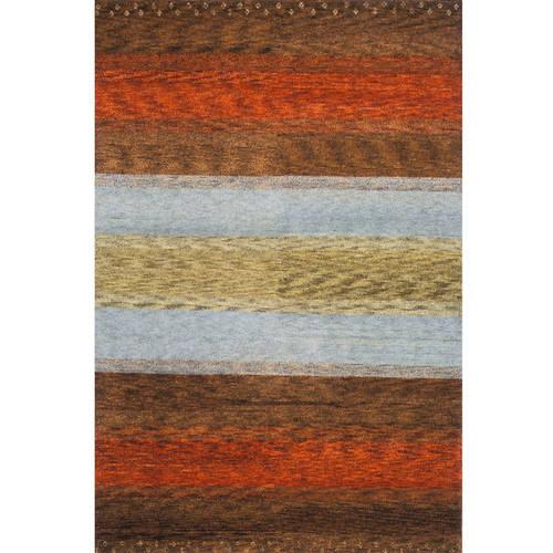 Momeni Desert Gabbeh Stripe Area Rug