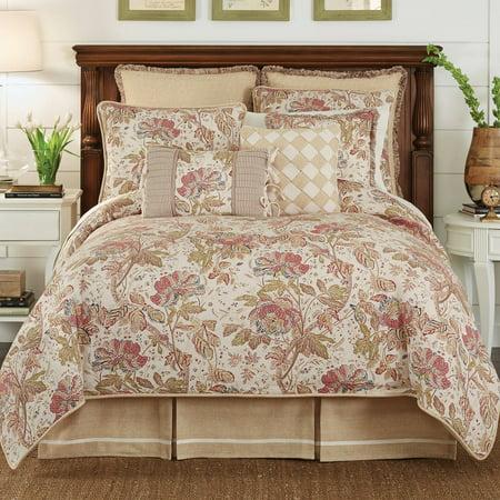(Croscill  Camille 4 Piece Comforter Set)