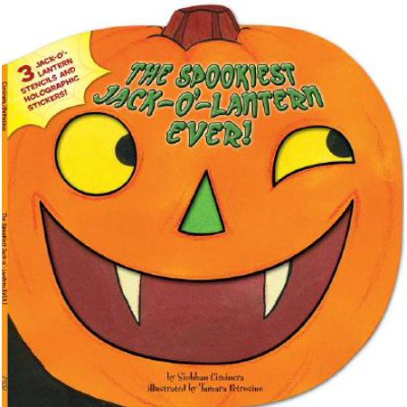 The Spookiest Jack-o'-Lantern Ever!, Ciminera, Siobhan](The Spookiest Halloween Ever)