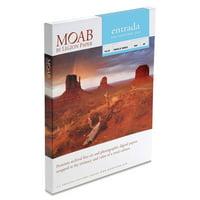 Legion Moab Entrada Textured Rag - 13'' x 19'', 25 Sheets