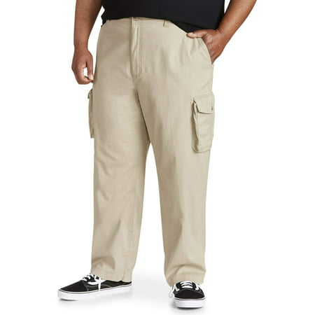 Wrangler Bag - Big Men's Twill Cargo Pant
