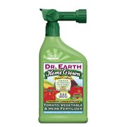 Dr. Earth Organic & Natural Home Grown Tomato, Vegetable & Herb Fertilizer, 32 oz RTS