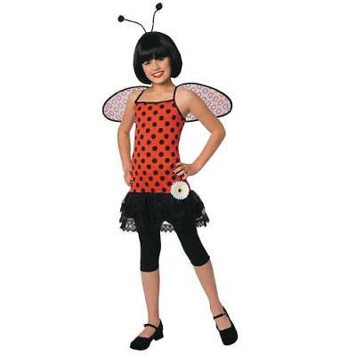 IN-13595810 Love Bug Girls Halloween Costume GIRLS 10-12 By Fun Express - Halloween Express Jobs