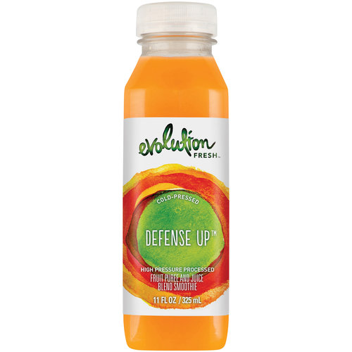 Evolution Fresh Defense Up Fruit and Vegetable Juice Blend Smoothie, 11oz