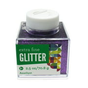 Sulyn Glitter for Craft Projects, Amethyst