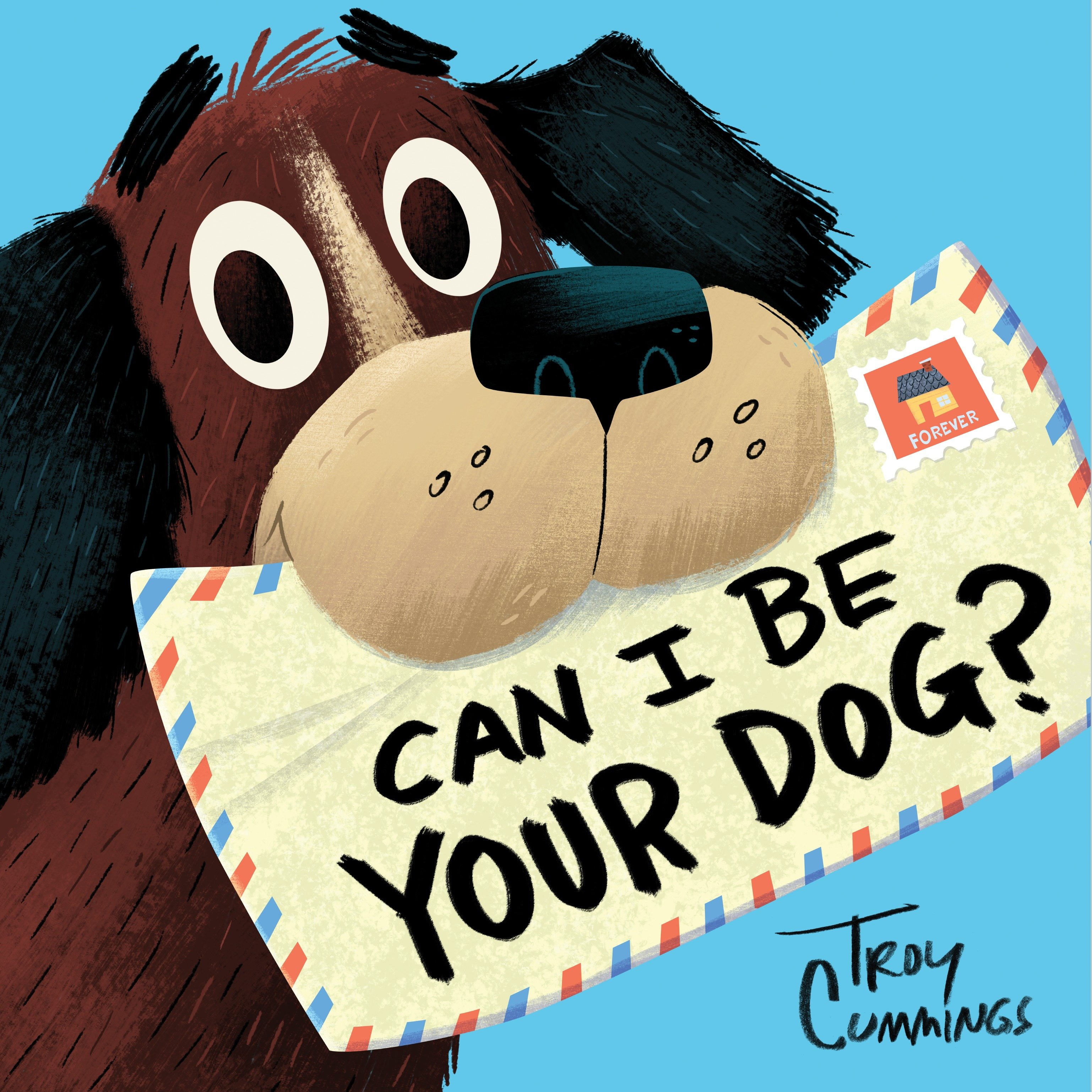 Can I Be Your Dog? (Hardcover)
