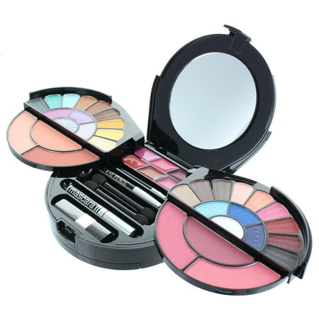 Br Makeup Kit - BR BEAUTY REVOLUTION COMPLETE MAKEUP KIT