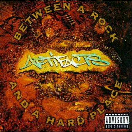 Between A Rock   A Hard Place  Explicit