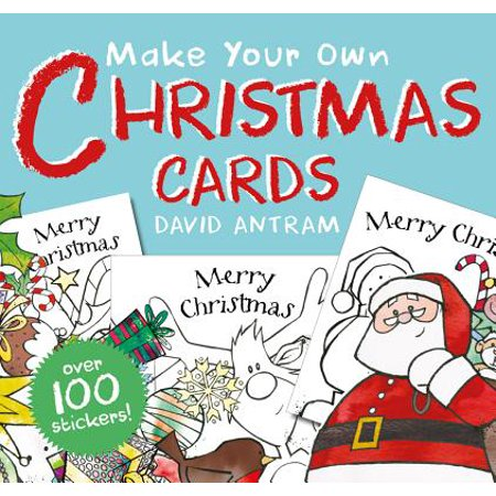 Make Your Own Christmas Cards (Halloween Cards To Make And Print)