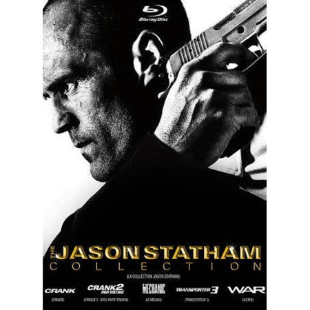 Statham Collection  Blu Ray