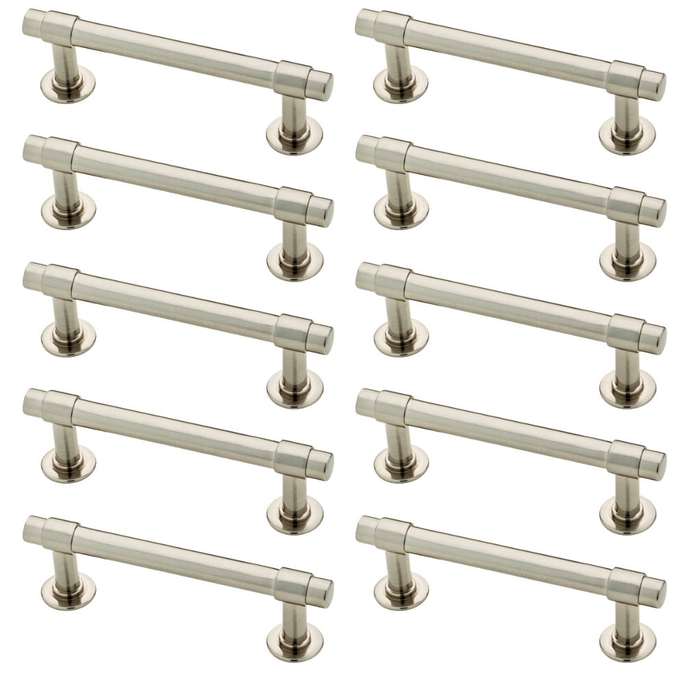 """Franklin Brass 3"""" Francisco Pull - 10 Pack, Available in Multiple Colors"""
