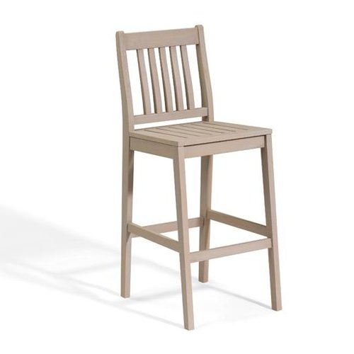 Breakwater Bay Laney 17.25'' Patio Bar Stool