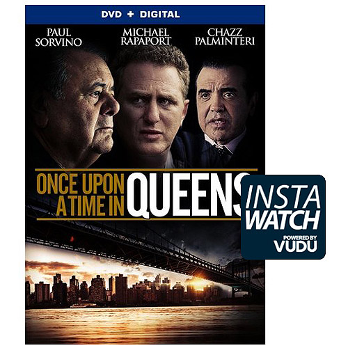 Once Upon A Time In Queens (DVD   Digital Copy) (With INSTAWATCH) (Widescreen)