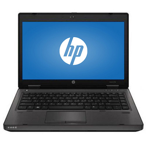 "HP Black 14"" ProBook 6475b Laptop PC with AMD Dual-Core A6-4400M Processor and Windows 8 Pro"
