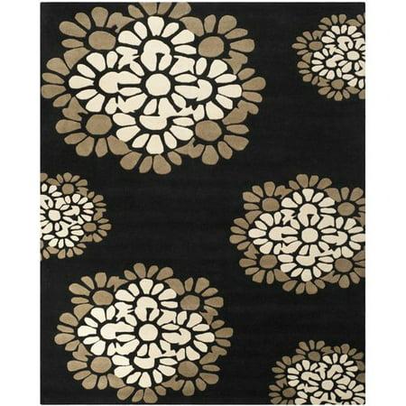 Martha Stewart Floral Cirlces Area Rug