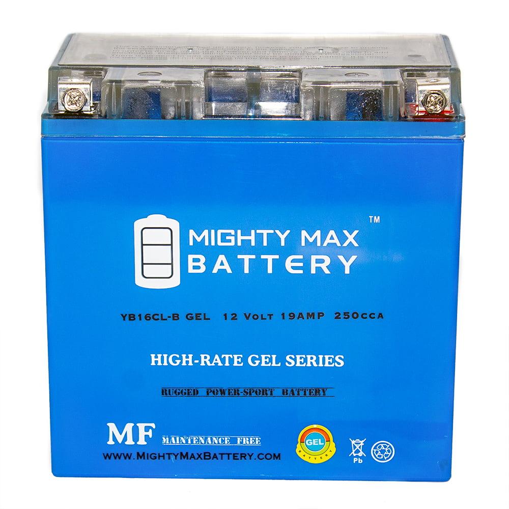 YB16CL-B GEL 12V 19AH Battery for 1996 Sea Doo GTX 5640