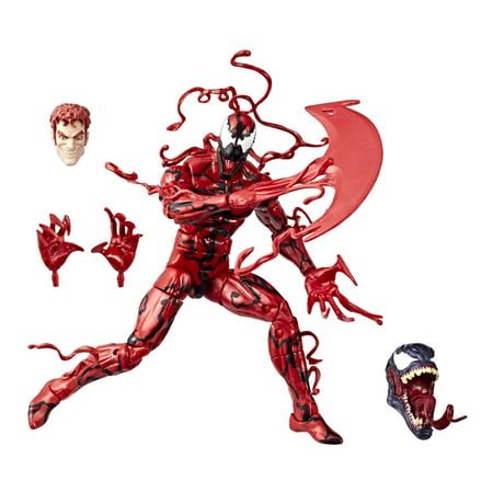 Marvel 6 Inch Legends Carnage (Dj Carnage)