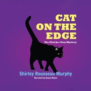 Cat on the Edge - Audiobook