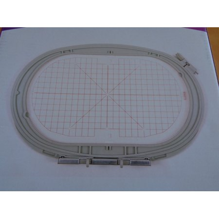 Large Oval Embroidery Hoop 145mm X 255mm Bernina Artista 185 200 630 640  730 830