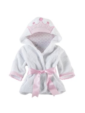 Little Princess Hooded Spa Robe 0-6mo