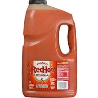 Frank's RedHot Original Cayenne Pepper Sauce, 1 gal