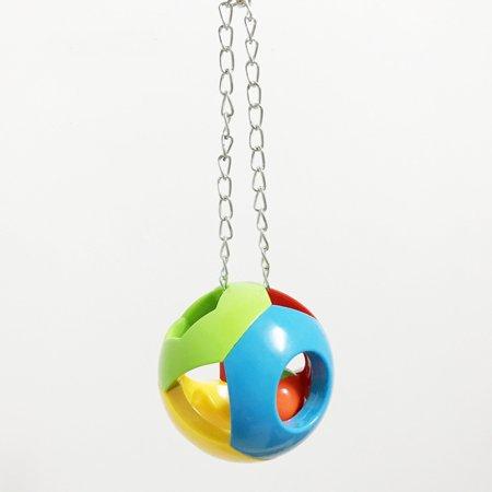 Parrot Ball Toy Chew Chain Ball for Pet Bird Cockatiel Parakeet
