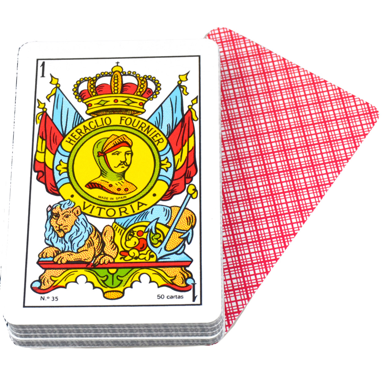 Tappeti Per Scale Su Misura fournier french style deck of poker bridge playing cards