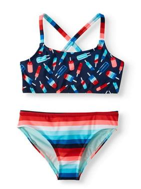 0da931ecc343b Girls Swimwear - Walmart.com