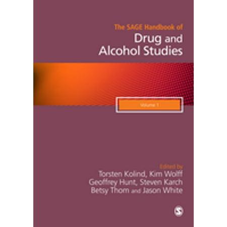 The SAGE Handbook of Drug & Alcohol Studies -
