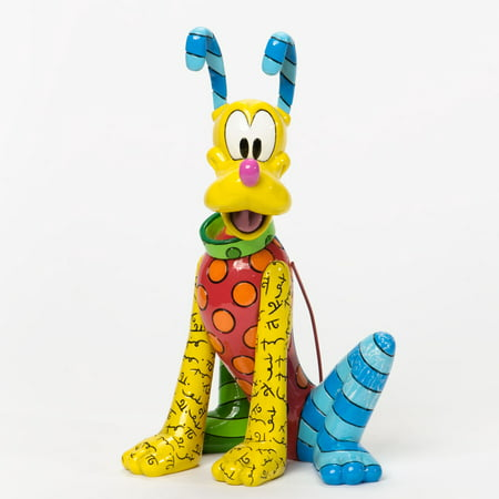 Enesco Disney by Britto Pluto Figurine