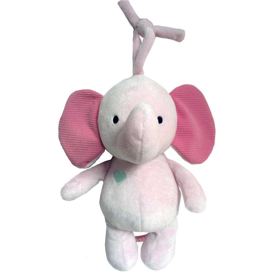 Carter's Child of Mine Elephant Musical Pull Toy by Carter%27s