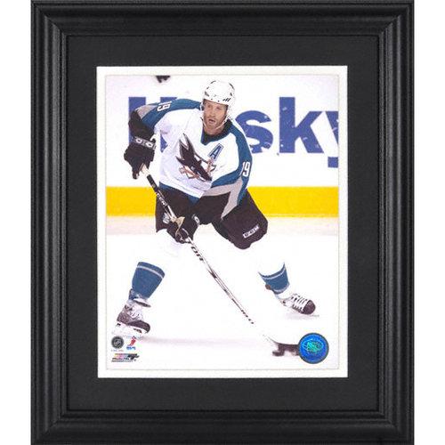 NHL - Joe Thornton San Jose Sharks Framed Unsigned 8x10 Photograph
