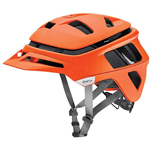 Smith Forefront Helmet Matte Neon Orange, M