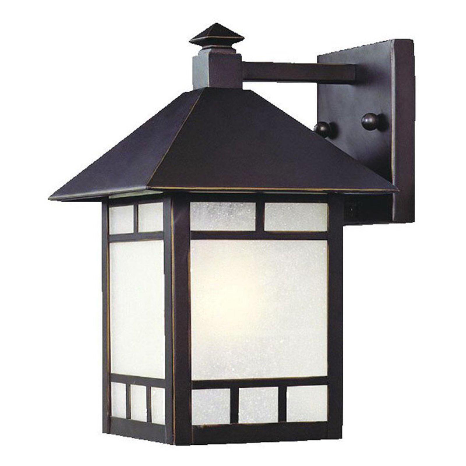 Acclaim Lighting Artisan 7 in. Outdoor Wall Mount Light Fixture