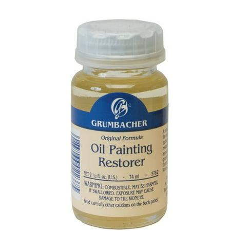 Grumbacher Oil Painting Restorer