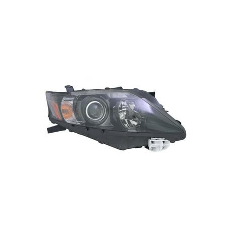 Replacement Passenger Side Headlight For 2013 Lexus RX350 811100E170 811500E170