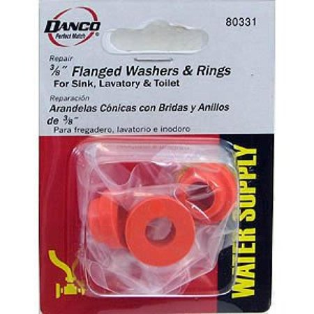 Dropship Wholesale Discount - 3/8 Inch Flanged Washers & Rin