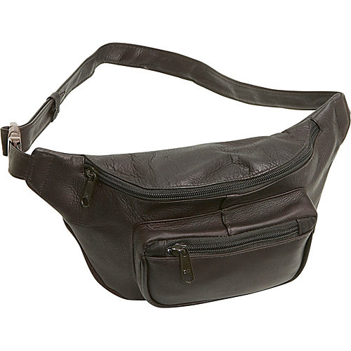 Le Donne Leather Waist Bag
