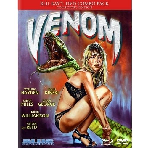 Venom (Blu-ray + DVD)