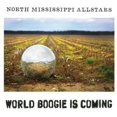 World Boogie Is Coming (CD) (Halloween's Coming Lyrics)