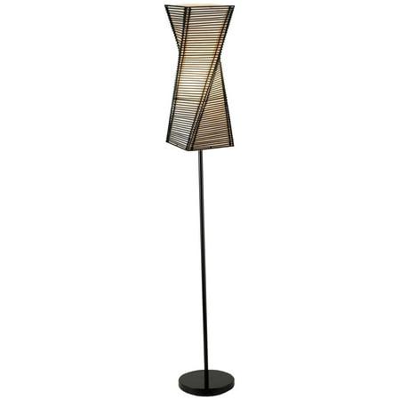 Adesso 4047 Stix Floor Lamp Walmart Com