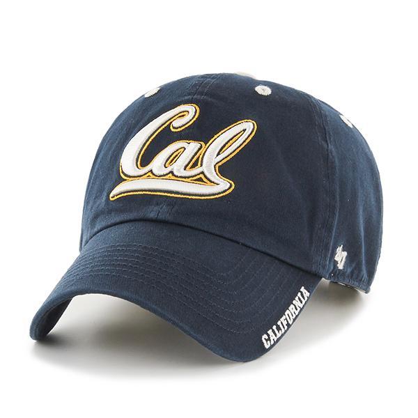 UC Berkeley Cal Adjustable 47 Brand Hat-Navy