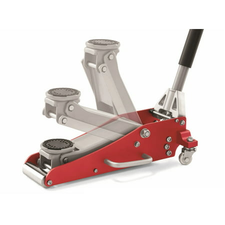 Hyper Tough 1.5 Ton Aluminum Steel Jack