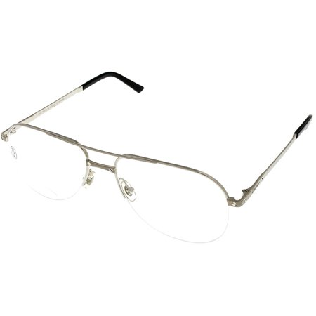 Glasses Frames Bridge Size : Cartier Prescription Eyeglasses Frames Titanium Unisex ...