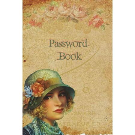 Password Book : Young Girl: Password Book: Password Journal / Password Organizer / Password Keeper / Internet Usernames and Passwords ()