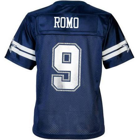 official photos bc472 b445e Tony Romo Dallas Cowboys Throwback Jersey