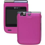 Pink Soft Touch Case Pink for Lotus Elite LX610 Mystique UN610